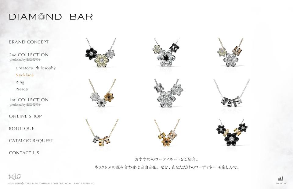 DIAMOND BAR 2nd Collection